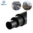 12inch hdpe pipe 125mm pe sewer pipe140mm for fiber optic cable