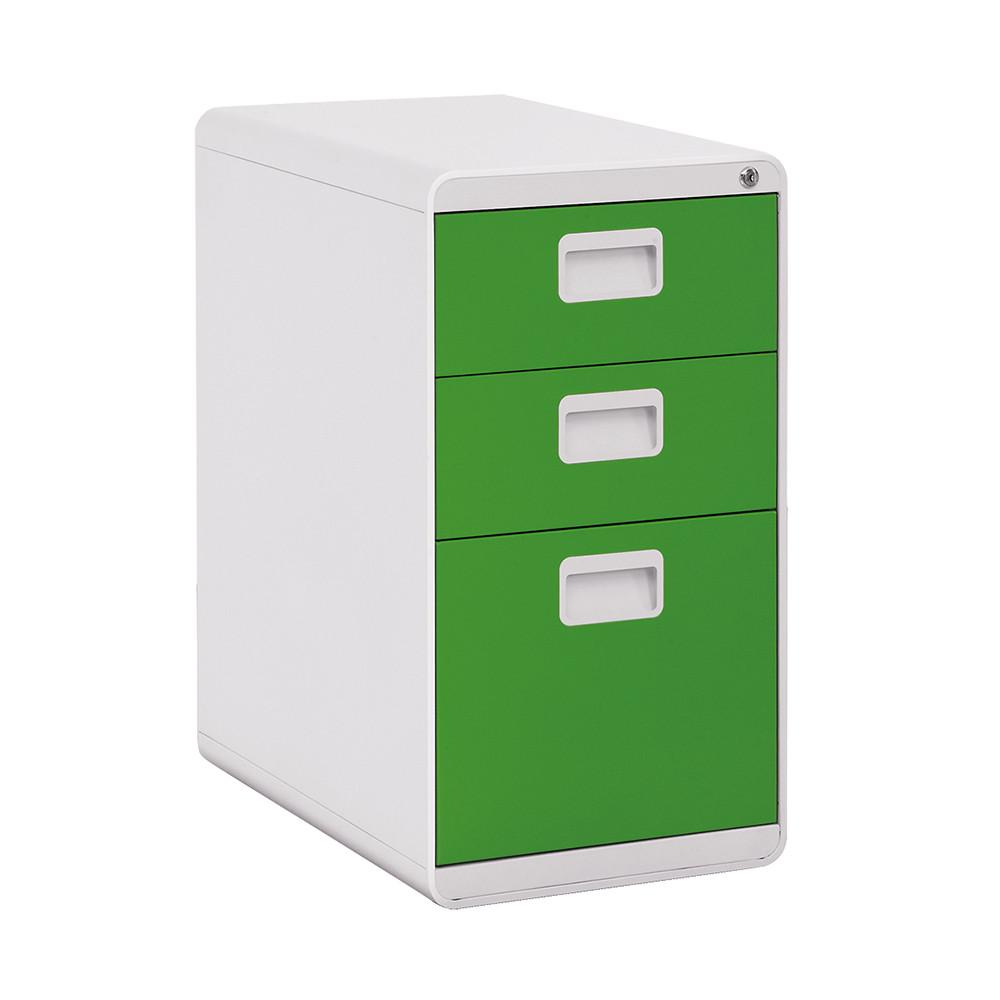 Office Wood Lockable Metal Cabinet