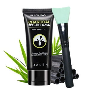 In Stock Wholesale Cleansing Charcoal Black Peel Off Face Mask