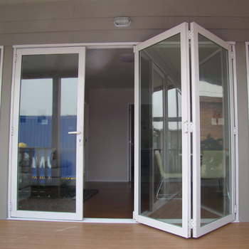 Bi Fold Doors Price Office Sliding Door Glass Sliding Door Buy Frameless Folding Glass Doors Balcony Sliding Glass Door Large Sliding Glass Doors Product On Alibaba Com