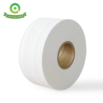 Eco-friendly and High Quality Soft Clean VirginJumbo Roll Toilet Paper