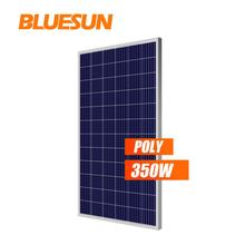 Hoge efficiency China zonnepaneel 350w prijs 340w 330w polykristallijne module specificatie