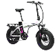 2019 Much Attractive Fat Tire Foldable 20 Inch Electric Bike 48v Ebike Folding Fat Bicycle