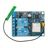 Relay Control Board Module UNV-GSM-2C-SMS&CALL Controller Remote Control Switch For Pump Cabinet Server Restart