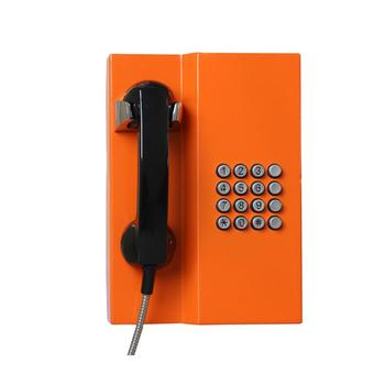 Industrial phone water proof Services landline telephones with sim card Hot line phone Bank Phone