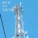 4 legged angular self supporting steel lattice communication 4 legged angle steel tower