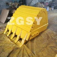 OEM good quality excavator 1.2 bucket spare parts for PC300