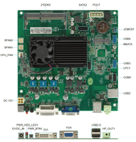 ready to ship AMD A6-5200 2.00GHz Quad Core Embedded Mini ITX motherboard mini pc motherboard