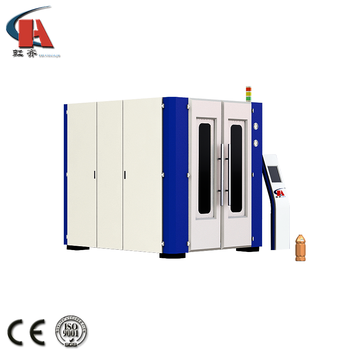 2019 pet water bottle blow molding / moulding machine fully automatic manufacturers price 2 liter plastic bottles