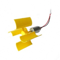 High Quality Micro Wind Turbines Blades Power Generator DIY Kit 3V-5V Small Motor Vertical Power Generator