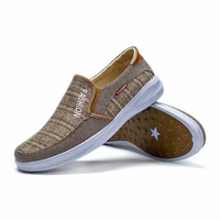 Fashion New Youth New Beijing Traditional Cloth Shoe soft bottom canvas casual shoes