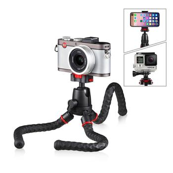 New Products Flexible Mini Octopus Camera Mobile Phone Tripod