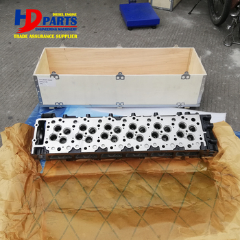 Excavator Diesel Engine Part 6HK1 Electric Injection Cylinder Head
