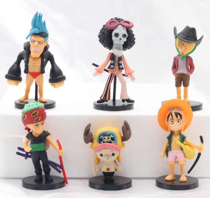Toys & Hobbies One Piece Luffy Red Cloth Figure King Of Art Koa The 20th Monkey .d.luffy Pvc Figure Toys Figurals Model Kids Dolls 25cm To Assure Years Of Trouble-Free Service