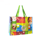 Bright Beautiful Handle Non-woven Fabric Gift Bag