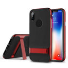 ROCK Royce TPU Anti-Shock Protective Case For Iphone X/Xs Luxury Kickstand Mobile Phone Case For Iphone 10 For Iphone Case