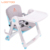 Easy fold comfortable simple dinner booster seat children highchair baby eating chair