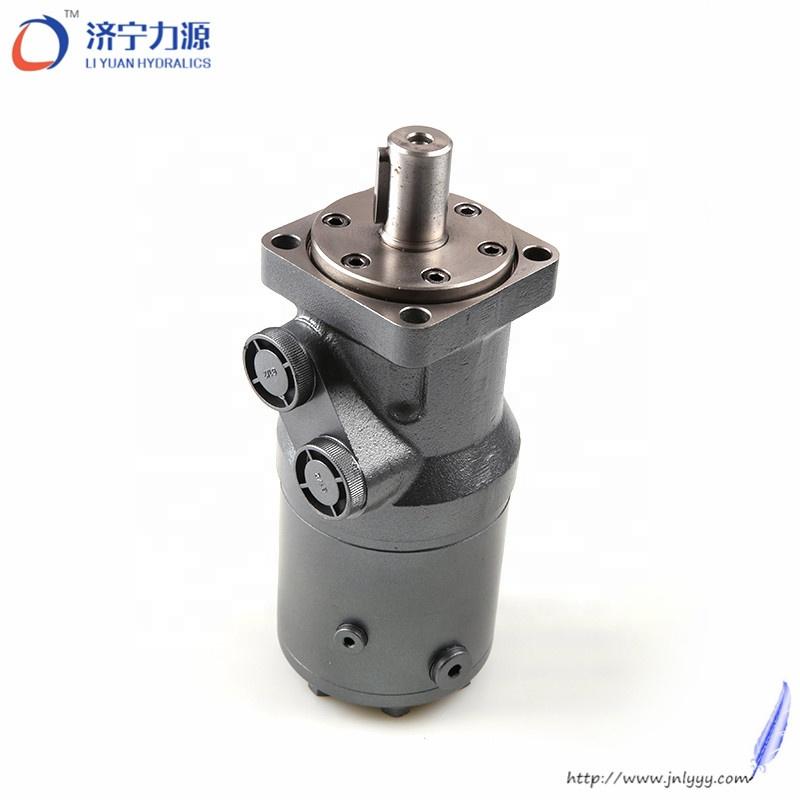 ZBM2N brake brake motor low speed radial piston hydraulic motor
