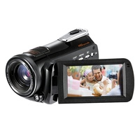 ORDRO D395 Infrared Night Vision Camera Digital Video Wifi Recorder with IR Light 1080p Camcorder