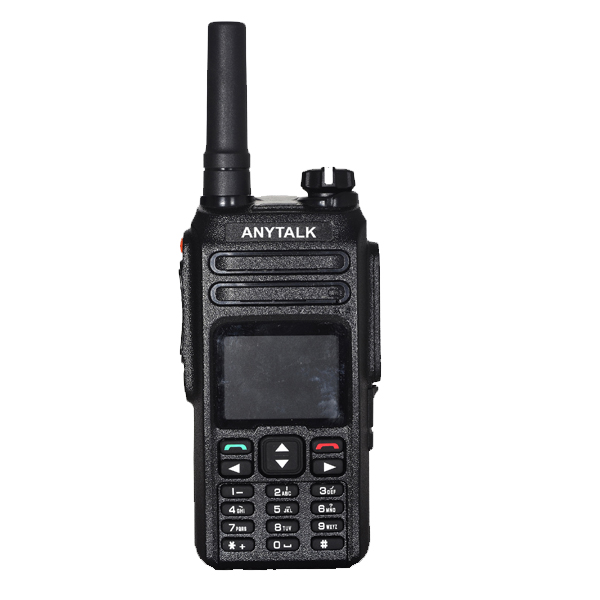 RealPTT servidor Digital inteligente PTT Walkie Talkie com WCDMA GSM rede AT-588W interfone transceptor de rádio do telefone móvel
