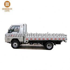 Well-know CHTCYL15 china van with Large box