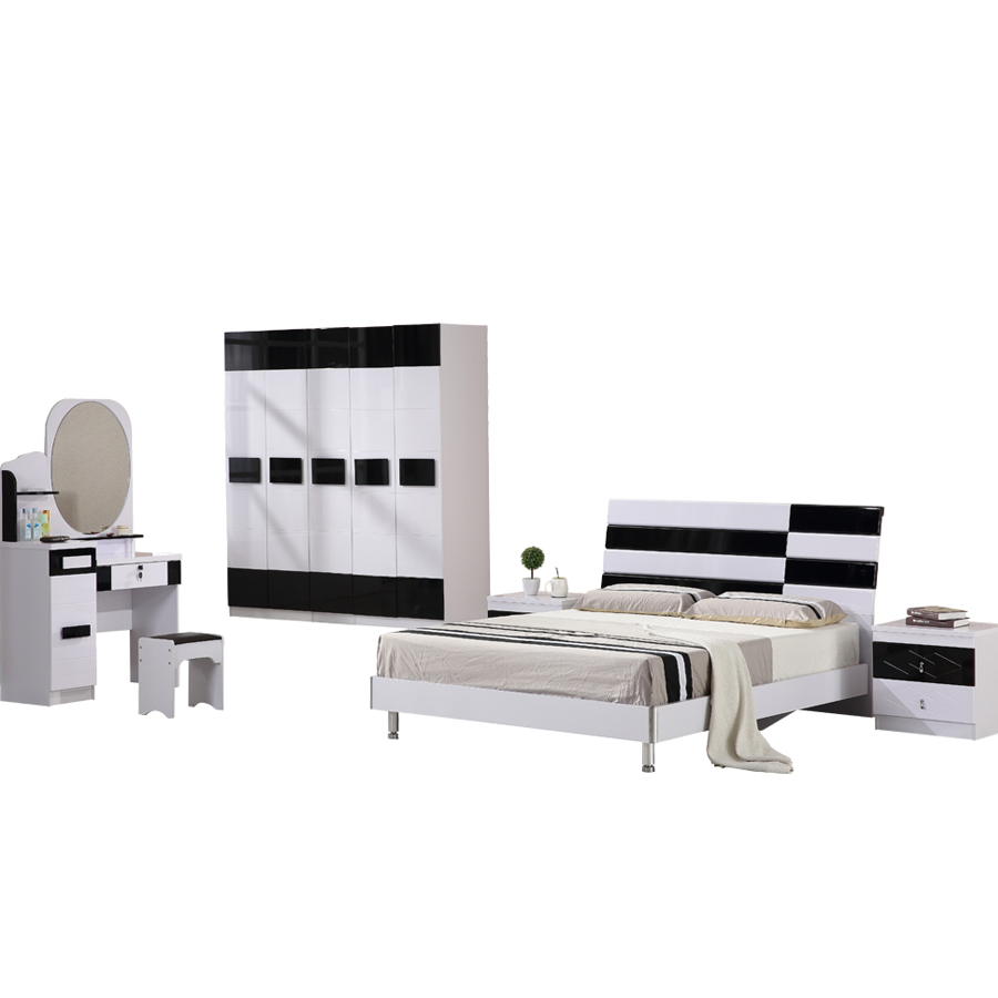bedroom furniture simple design wardrobe queen bedroom set furniture