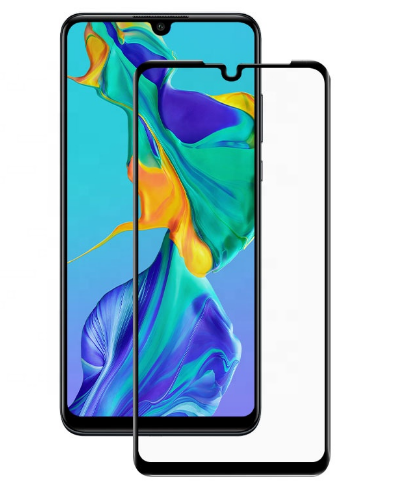 Case Friendly Tempered Glass Screen Protector easy install High clear for HUAWEI P30//P30 Lite фото