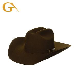 76cdf0fd5 Print Logo Custom Cheap China Wide Brim Wool Felt Hard Cowboy Hat