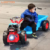 Big size 12 v children ride on battery toy kids electric tractor for 5 year kids