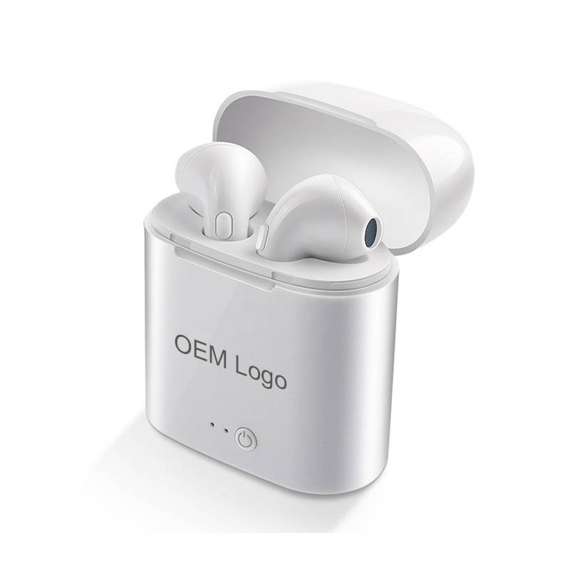 2019 new improved Hot TWS i7s mini wireless earphone mini earbuds with charging box, OEM logo earphones headsets - idealBuds Earphone | idealBuds.net