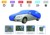 2018 waterproof protective full body seat car cover wholesale