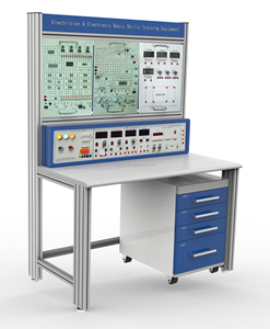 WSC Sponsor SX-101I_Electronic technology training equipment vocational skill training