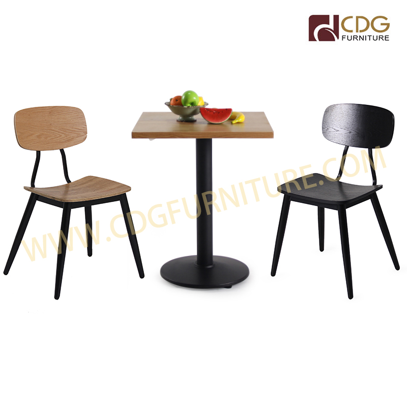 Commercial Cafe Shop Restaurant Furniture Sean Dix Wood Dining Chair High Quality Dinner Room Metal Wooden Seat Chair Buy Commercial Cafe Shop