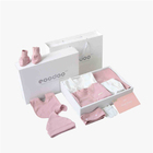 luxury packaging new born baby gift box set