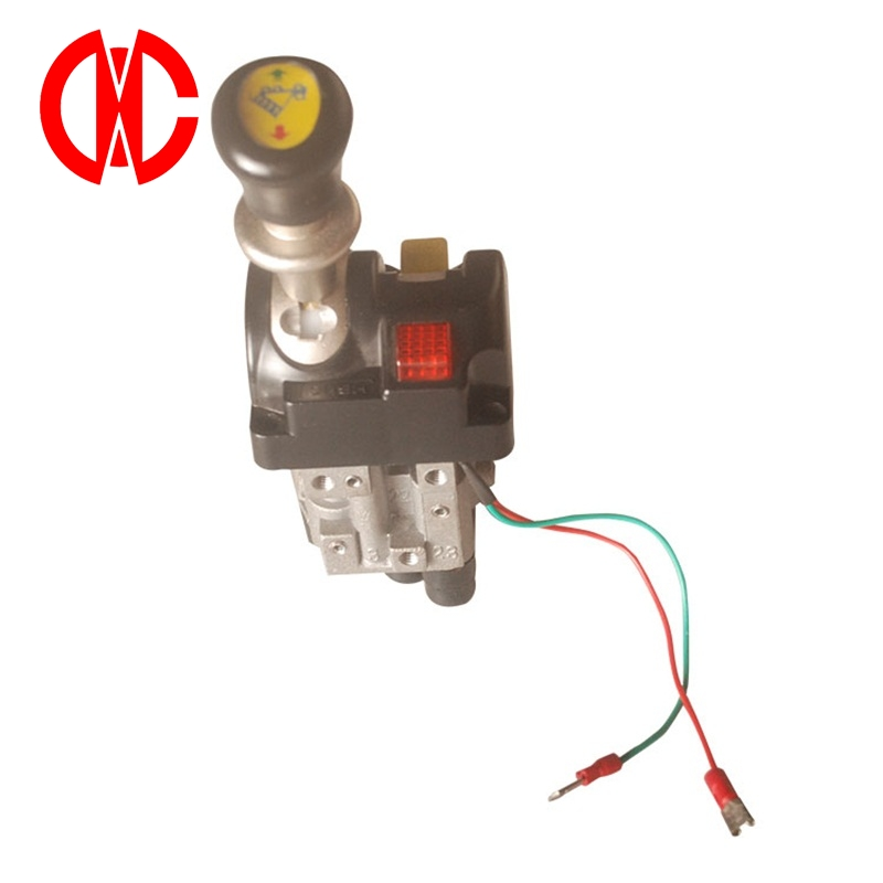 hydraulic control valve manual direction control
