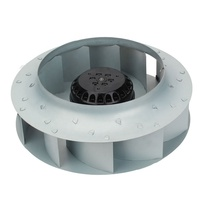 low noise AC centrifugal fan for exhaust 230V 380V