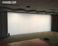 video display switchable smart projector film