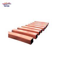 Copper mold tube manufacturer for continuous casting machine