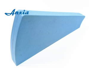 Access Control System Spare Parts Flap Gate Baffle With Different Color
