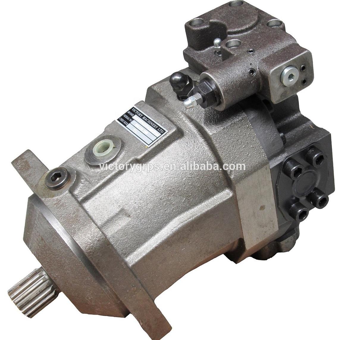 A6VM107 A6VM160 A6VM200 A6VM250 A6VM500 A6VM55 A6VM80 Hydromatik Rexroth A6VM Motor