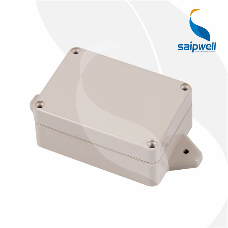 Ip66 Waterproof Plastic Box For Electronic For Pcb With Transparent 200*120*75mm Sophisticated Technologies Lighting Accessories Connectors