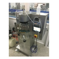 lab used liquid to powder machine/powder making spray dryer