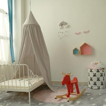 Kids Girls Princess Bed Canopy Tent Baby Cribs Mosquito Net Bed Curtains -  Buy Canopy Bed Curtains,Bed Curtains,Bed Canopy Kids Product on Alibaba.com