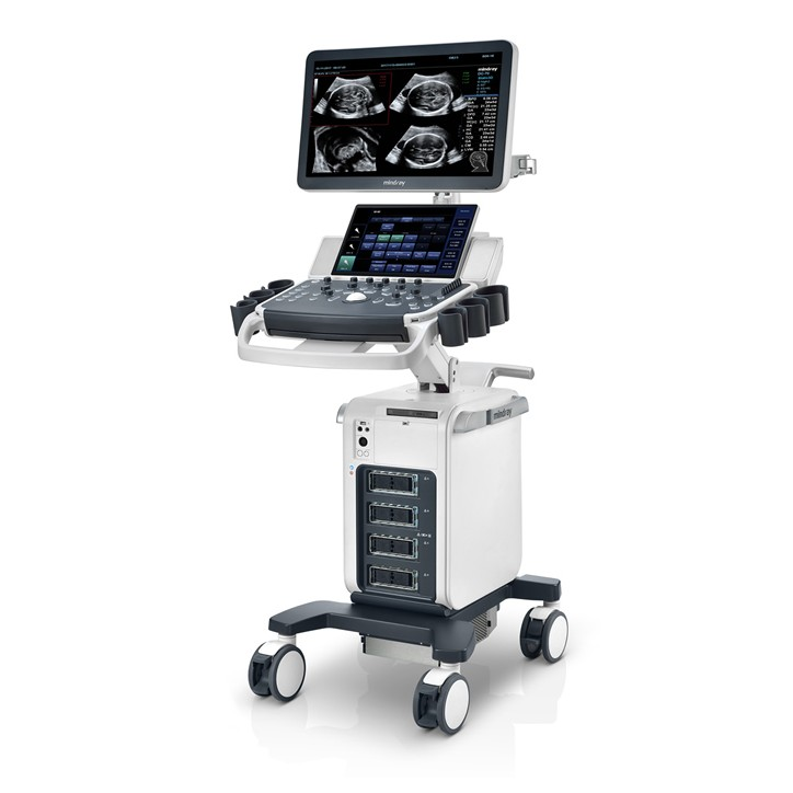 A-Faith Mindray DC-70 Trolley 3D/4D Ultrasound Equipment scanner system for OB/GYN Diagnosis X-Insight DC-8/DC60/DC-80