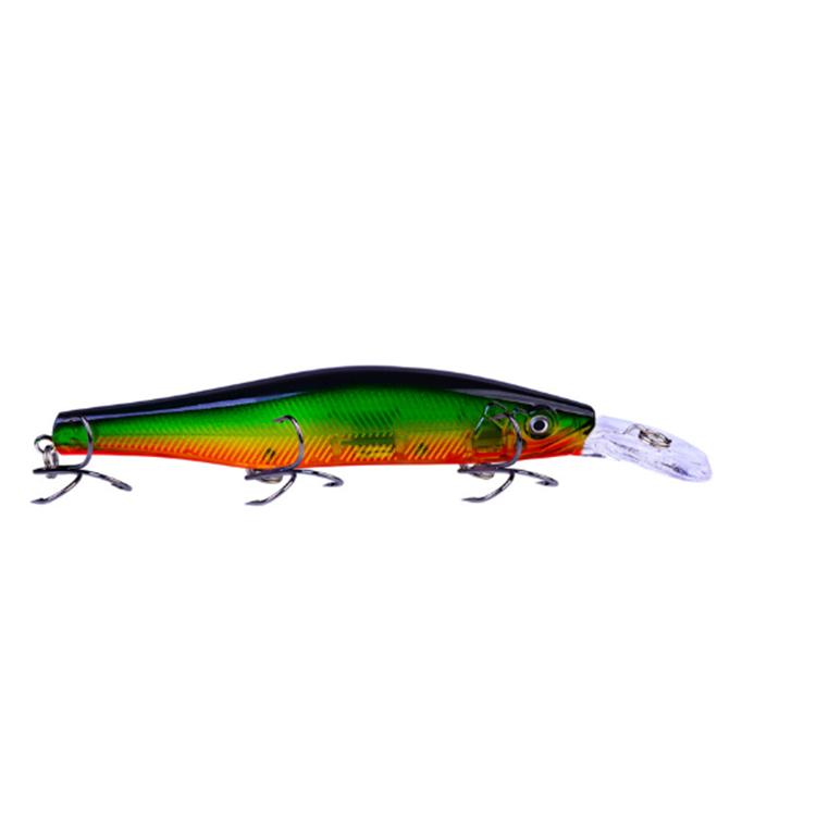 Fishing Lure False Shrimp Shape Rechargeable Button Battery Flashing Detachable
