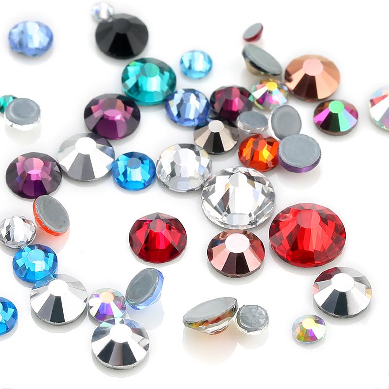 Feliz año nuevo cristal de transferencia de Diamantes de Imitación Camiseta Motivo