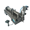 New Semi-Auto 250ml Pneumatic Liquid Filling Machine for wine and water