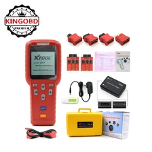 DHL Fast shipping  XTOOL X100 PRO Auto Key Programmer IMMO ECU Programmer + EEprom Adapter Support Add for Toyota G Chip Via OBD