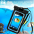 Waterproof Case  Outdoor Activity swimming Waterproof Bag Pouch For iPhone X8 8plus 7plus 6s 6s plus Samsung Galaxy S9 S9 Plus
