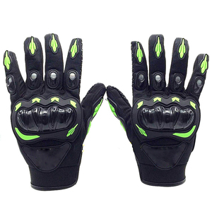 Outdoor sports riding gloves motocross bicycle protective riding gloves full finger protective racing sports gloves
